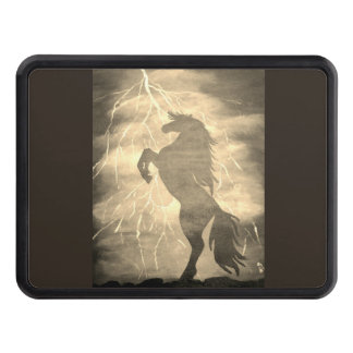 Trailer Hitch Cover, Horses, Horse, Horse Trailer Trailer Hitch Cover