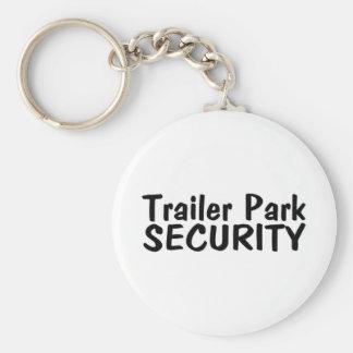 Trailer Park Security Key Chains