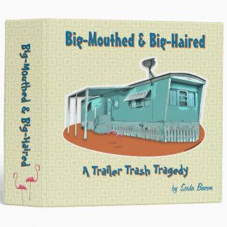 "Trailer Trash Binder (2"")"