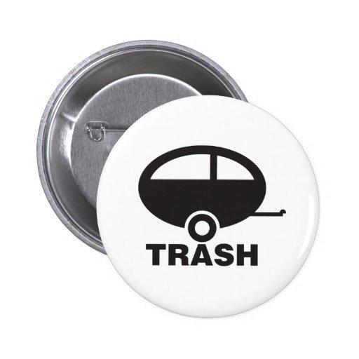 Trailer Trash Button