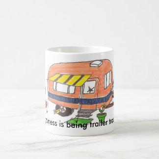 Trailer Trash Coffee Mug