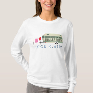 Trailer Trash Women's Long-Sleeve T-shirt