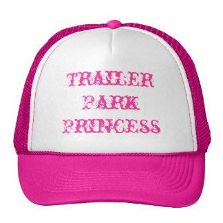 TrailerPark Princess hat