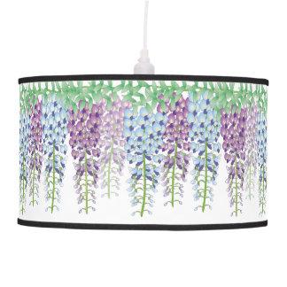 Trailing Wisteria Design Hanging Pendant Lamp
