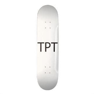 Trailor Park Trash.ai Skate Board