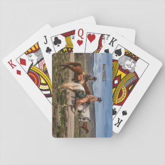 Trails End Playing Cards