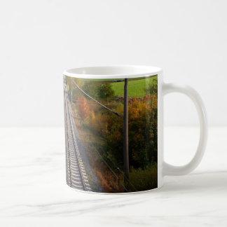 Train 02 coffee mug