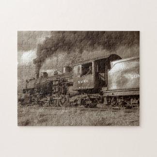 Train 25A-25D Image Options Puzzles