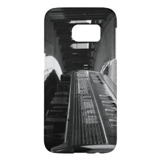 Train at the Station Samsung Galaxy S7 Case