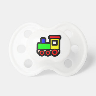 Train Baby Pacifier