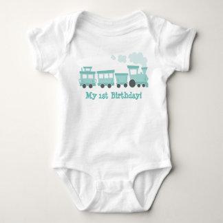Train Cars Birthday Shirt