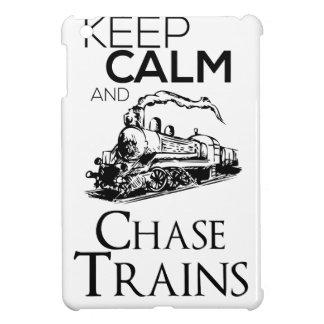 train chase design cute iPad mini cases