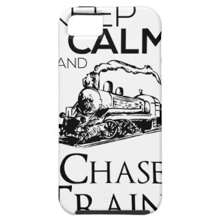 train chase design cute iPhone 5 cover