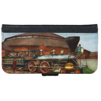 Train - Civil War - General Haupt 1863 iPhone 6 Wallet Case