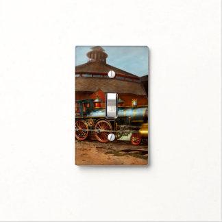 Train - Civil War - General Haupt 1863 Light Switch Cover