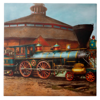 Train - Civil War - General Haupt 1863 Tile