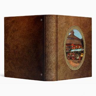 Train - Civil War - General Haupt 1863 Vinyl Binders