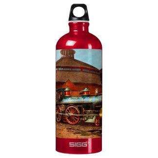 Train - Civil War - General Haupt 1863 Water Bottle