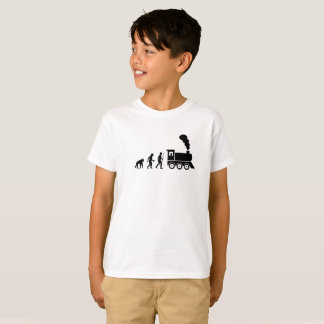 Train driver evolution T-Shirt