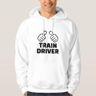 Train driver hoodie