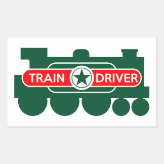 Train Driver Sticker