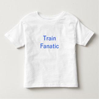 Train Fanatic Tee Shirts