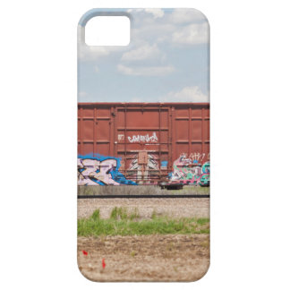 Train Graffiti iPhone 5 Case