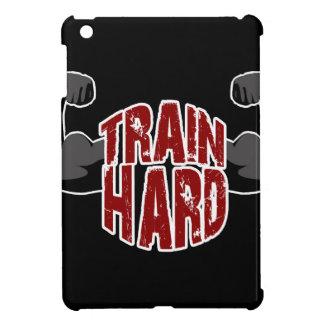 Train hard cover for the iPad mini