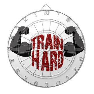 Train hard dartboard