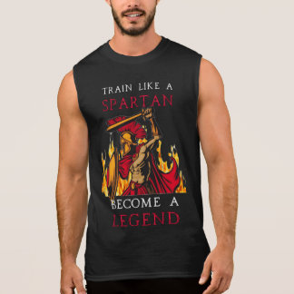 Train like a Spartan Gym motivation tanks