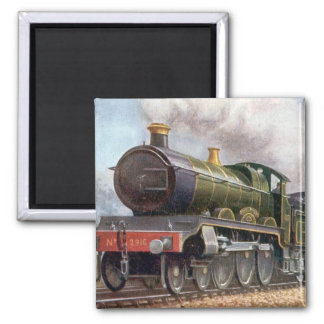 Train Magnet - GWR No 2916