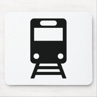 Train Mouse Pad