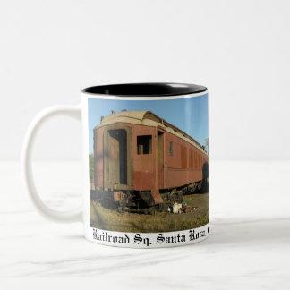 """"""" Train Mug ! """""""