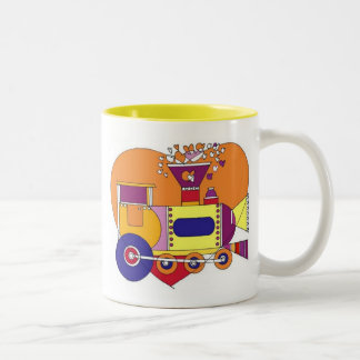 TRAIN MUG FOR KIDS