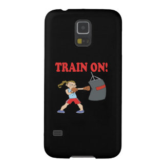 Train On 2 Galaxy S5 Covers