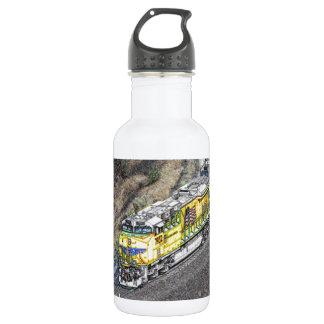 Train on the Tehachapi Loop 532 Ml Water Bottle