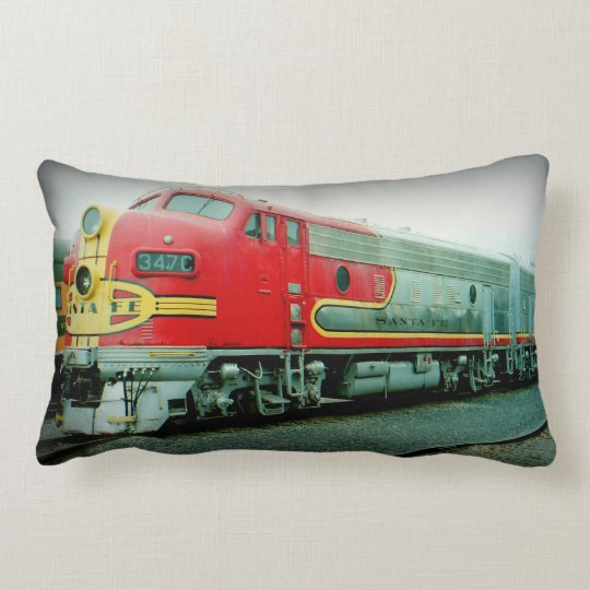Train Pillow