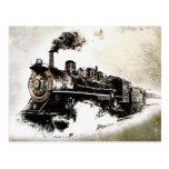 Train! Postcard