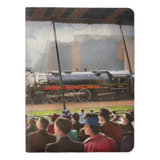Train - Railroad Pageant 1939 Extra Large Moleskine Notebook