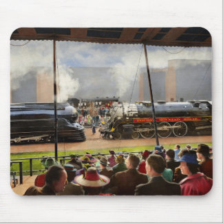 Train - Railroad Pageant 1939 Mouse Pad