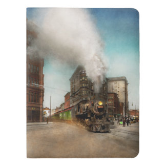 Train - Respect the train 1905 Extra Large Moleskine Notebook