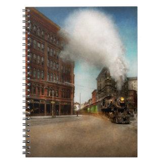 Train - Respect the train 1905 Notebook