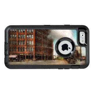 Train - Respect the train 1905 OtterBox Defender iPhone Case