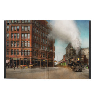 Train - Respect the train 1905 Powis iPad Air 2 Case