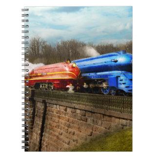 Train - Retro - Meet the Royals 1938 Notebook