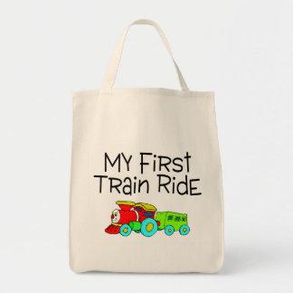 Train Ride My First Train Ride Bags