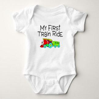 Train Ride My First Train Ride Shirt
