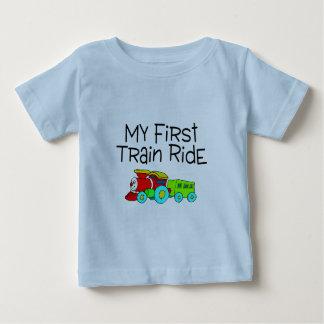 Train Ride My First Train Ride Tshirt