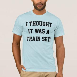 Train Set! T-Shirt