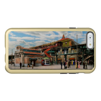 Train Station - Atlantic Ave Control House 1910 Incipio Feather® Shine iPhone 6 Case